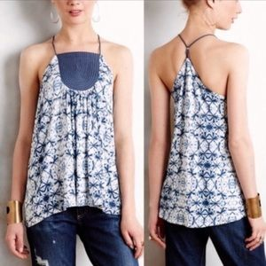 Anthropology One September Anza Tank